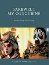 Farewell My Concubine (eBook): A Queer Film Classic